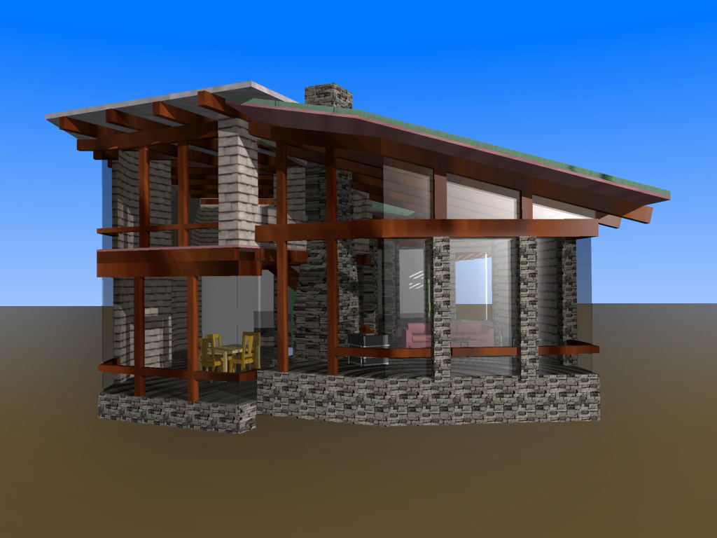 Designworkshop lite autoconstruction construire sa for Plan en 3d pour maison gratuit